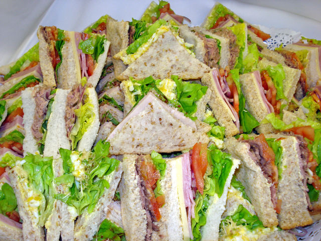 Gourmet Sandwich Catering Sydney Contact Today